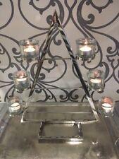 Weihnachtsbaum Metall KAHEKU DELUXE Kerzenhalter Christbaum NEU LichtertanneDeko