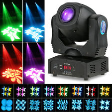 120W 4 Facet Prism 8Gobos Stage Lighting Moving Head DMX512 Club Party Bar Light