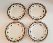 MINTON GRASMERE LOT OF 4 BREAD & BUTTER DESSERT PLATES VERY GOOD CONDITION