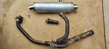 Suzuki SV 650 1999-2002 Full Exhaust System With Remus Can