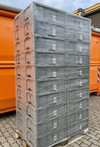 Schäfer LTB 6220 Stapelkiste * Lagerkiste * Box * Eurobox / 36 Stück