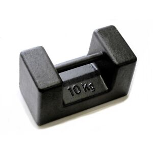 10Kg Iron Bar Calibration Test Weight