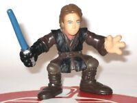 STAR WARS Action Figure Galactic Heroes Anakin Skywalker Blue Eyes