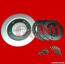 OZ carbonio anelli Racing, futura, Cygnus carbonringe incl. 20 viti in acciaio inox