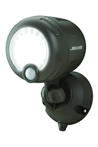 Mr. Beams MB360XT-Brn-01-00 Wireless 200 Lm Battery-Operated Outdoor LED Brown