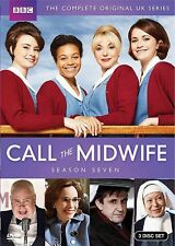 Call The Midwife Series Complete Seventh Season 7 Seven New Free Shipping