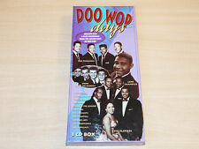 Doo Wop Days/3x CD Box Set/Penguins/Clovers/Dion/Platters/Dells/Chantels