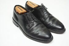 Hanover Black Shell Cordovan PTB W/Trees Mens Dress Shoes Sz 10.5D