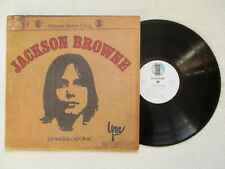 "LP 33T JACKSON BROWNE ""Saturate before using"" ASYLUM SD 5051 1ST USA §"