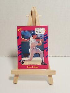 Vintage * MLB * Texas Rangers * 1990 Classic * T39 Dean Palmer (RC)
