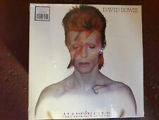 David Bowie - Aladdin Sane - SILVER vinyl/lp - NEW and SEALED