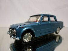 EDIL TOYS  -  ALFA ROMEO GIULIA TI -  BLUE   1:43 -  GOOD CONDITION