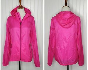 The North Face Women's CYCLONE Windbreaker Running Packable Jacket Size Medium