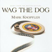"""MARK KNOPFLER """"WAG THE DOG"""" CD NEUWARE!!!!!!!!!"""