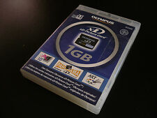 retail Olympus M 1gb Olympus or FUJIFILM XD Picture Memory Card