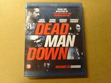 BLU-RAY / DEAD MAN DOWN ( COLIN FARRELL, NOOMI RAPACE, DOMINIC COOPER... )