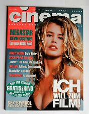 C64- CINEMA Magazin Heft 160 Cover: Claudia Schiffer