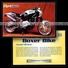 KAWASAKI 1000 TOMCAT 'BOXER BIKE Ulysse' - Roadster Bike Fiche Moto #OM7.11