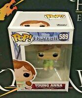 Young Anna - 589 Disney Frozen II (Funko POP!) Vinyl Figure