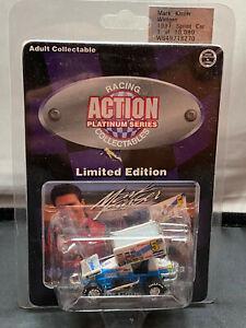 Action Mark Kinser Wirtgen 1997 Sprint Car 1/64 Scale Diecast New