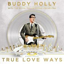Buddy Holly With The Royal Philharmonic Orchestra True Love Ways CD 2018