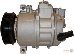 Hella AC Compressor 8FK 351 322-741 fits Audi A3/Skoda/Volkswagen Golf Mk5 fi...