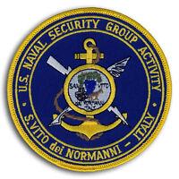 US NAVY NSGA SAN VITO ITALY US Naval Security Group Activity NAVSECGRUACT