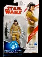 "Star 💫 Wars Force Link Resistance Tech Rose 🌹3.75"" Action Figure Hasbro *NEW*"
