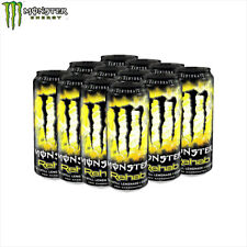 MONSTER ENERGY DRINK 12X500ML REHAB