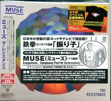 MUSE-THE RESISTANCE-JAPAN CD F45