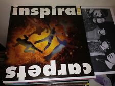 "INSPIRAL CARPETS - SPANISH 12"" LP SPAIN - LIFE INDIE ROCK"