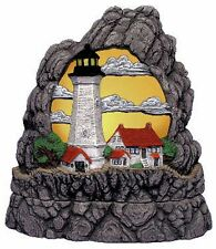 Ceramic bisque Nowells Lighthouse art stone ready to paint