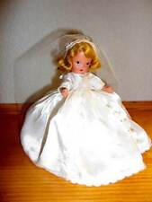 Nancy Ann Storybook Doll ~ #86 Bride w/Jointed Legs (Jt)