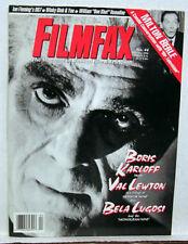 FILMFAX Magazine # 44 VAL LEWTON MILTON BERLE