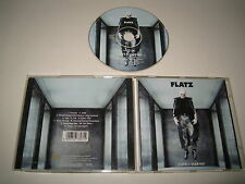 FLATZ/LOVE & VIOLENCE(EPIC/497807 2)CD ALBUM