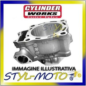 10002 CILINDRO RICAMBIO STANDARD ORIGINALE CYLINDER HONDA CRF 450R 2002-2008