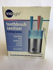 Violight Toothbrush Sanitizer & Storage System