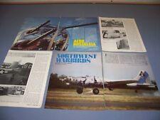 VINTAGE..AERO NOSTALGIA COMPANY HISTORY...HISTORY/PHOTOS/DETAILS..RARE! (603L)