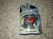 Transformers 3 Dark of the Moon Cyberverse Legion Class Action Figure Leadfoot