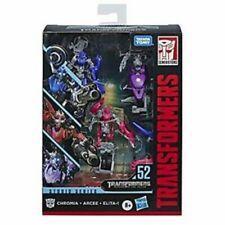 Transformers NEW * Arcee Chromia Elita1 * #52 Premier Deluxe Class Studio Series