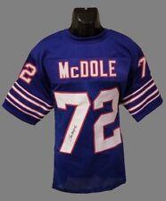 Buffalo Bills, Ron McDole signed custom pro style Jersey w/JSA