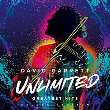 Martynas David Garrett Unlimited - Greatest Hits CD