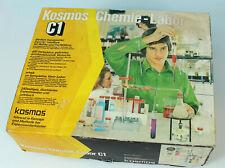 Kosmos C1 seltenere Auflage, gut erhalten, OVP, Chemiebaukasten