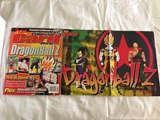 Pojo's Collector Card World Dragon Ball Z Premiere Collectors Issue with Poster