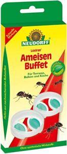 NEUDORFF Loxiran - Ameisen Buffet mit  20 ml Wirkstofflösung