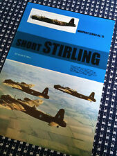 SHORT STIRLING RAF 4 Engined Heavy Bomber Warpaint Series No. 15 Book