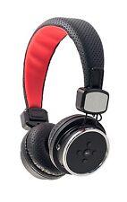 Bitmore Bluetooth Auriculares inalámbricos c/ micrófono ranura tarjeta, radio FM