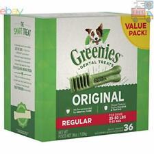 New listing Greenies Original Natural Dog Dental Care Chews Oral Health Treats (36 Treats)