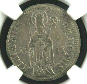 "RARE 1751 Würzburg Schilling KM#338 - NGC ""XF 40"" - Circulated Coin"