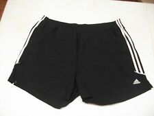 adidas Response Climacool 5 Inch Mens Running Shorts Black Exercise Gym Sports